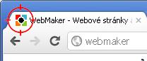 Favicon WebMakeru